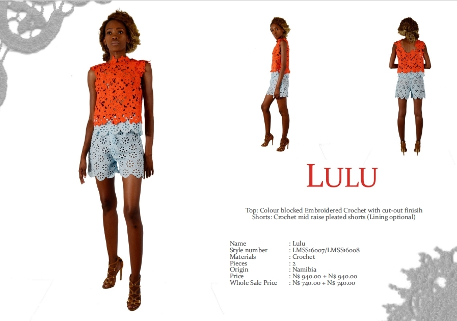 LM S/S 2016 COLLECTION
